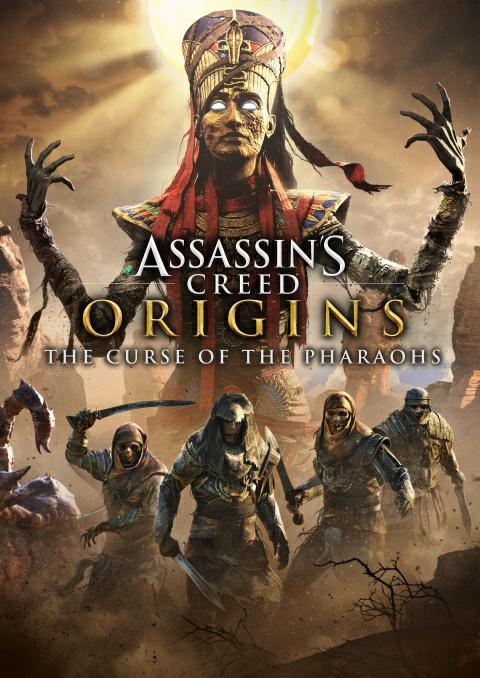 gktorrent Assassin's Creed Origins : The Curse of the Pharaohs (PC)