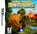 gktorrent Combat of Giants : Dinosaurs [DS]