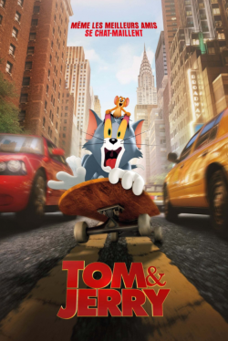 Gk Torrent Tom et Jerry FRENCH WEBRIP 1080p 2021